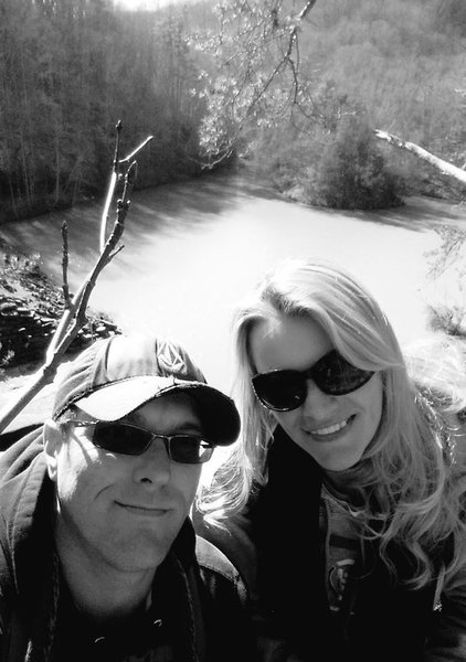 Along Fox Ridge Trail.