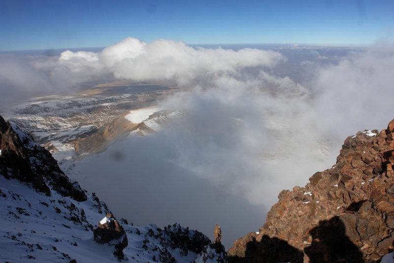 Southern Peak of Aragats