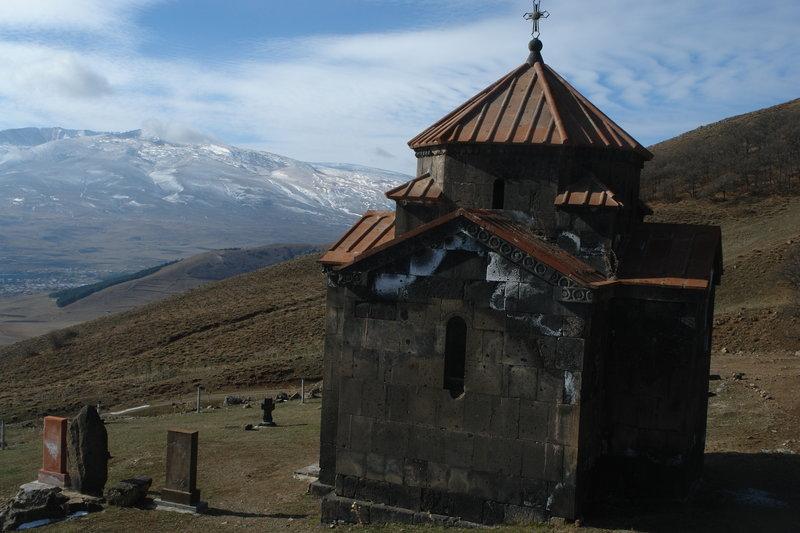 Red Monastery (Mkhe Vank)