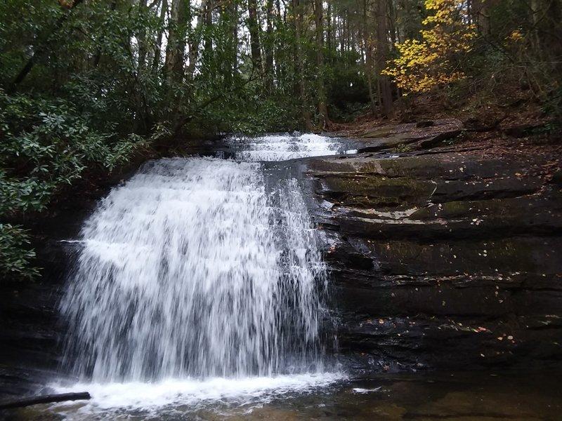 Beautiful Long Creek Falls