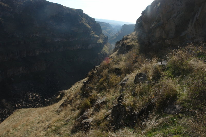 Canyon of Qasakh
