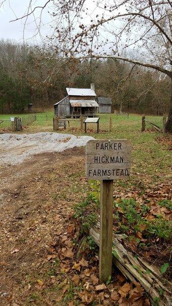 Parker Hickman Farmstead