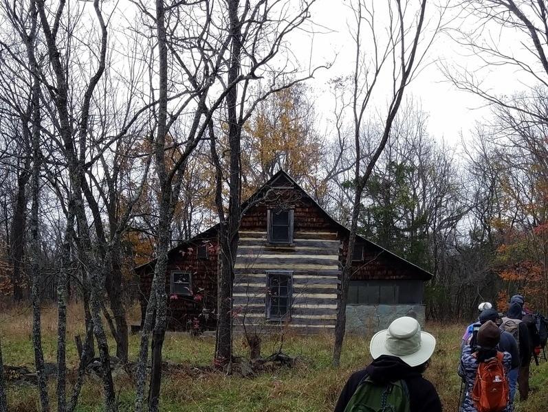 Reevis Cabin/Homestead