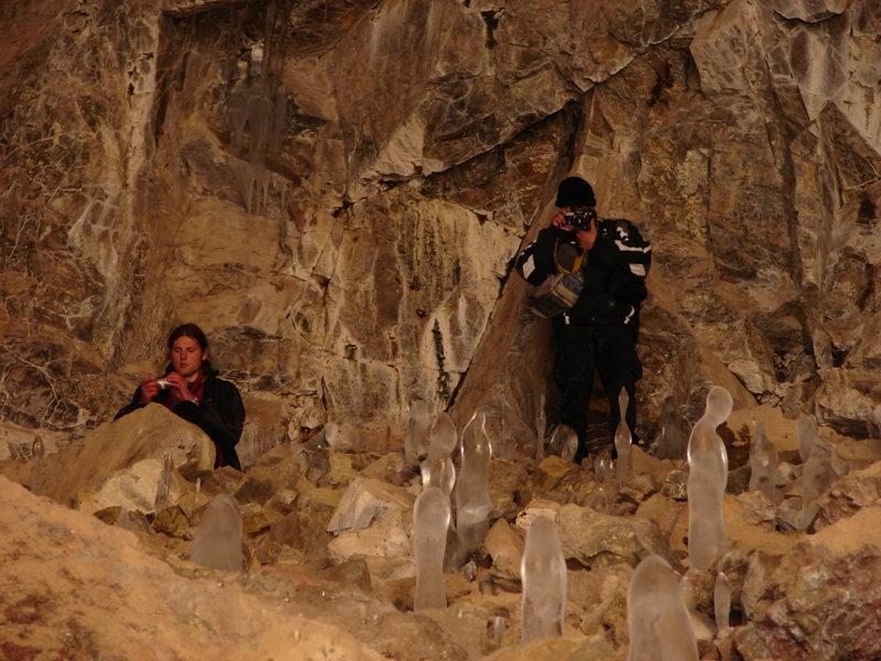 Ice Prince cave
