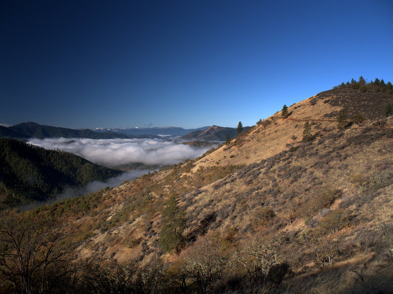 Upper Applegate Valley and the Siskiyou Crest