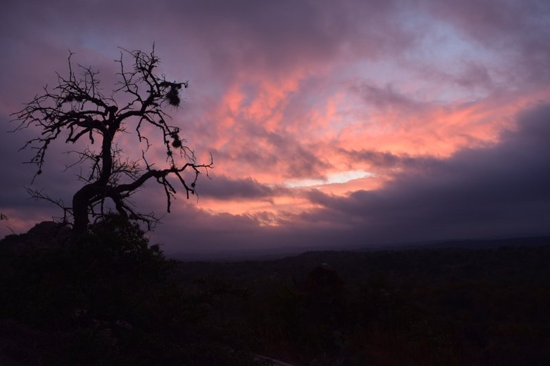 Sunrise on the Summit Trail