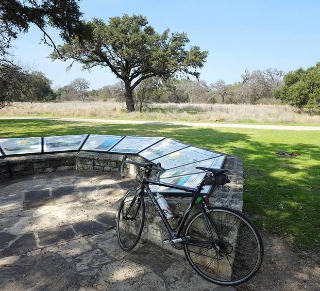 Walker Ranch Park trail access