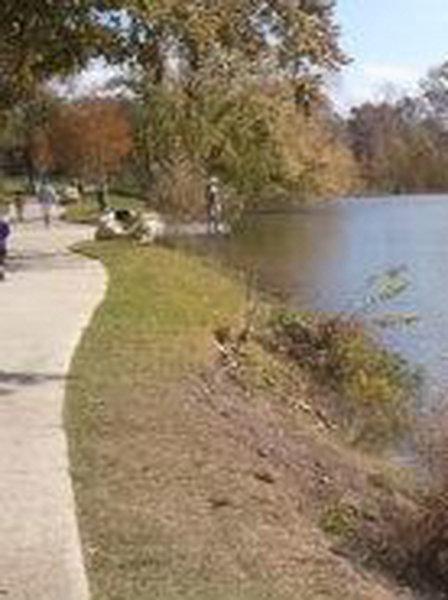 Cibolo Trail at River Road Park