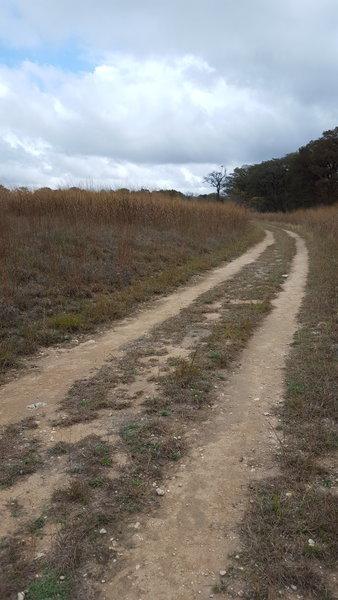 Connects Cibolo Trail to Cibolo Nature Center