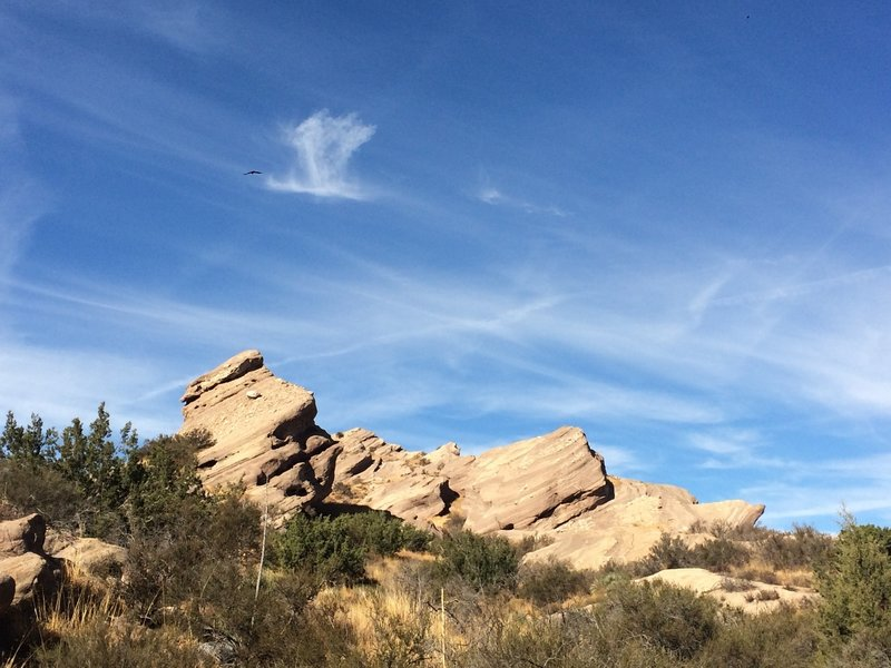 Amazing rock formations.