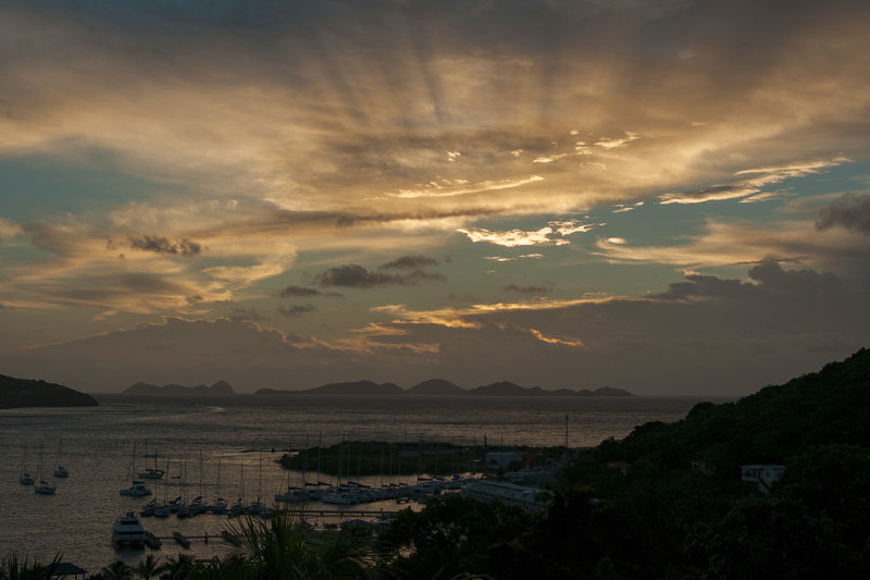 Dawn - Tortola,  BVI