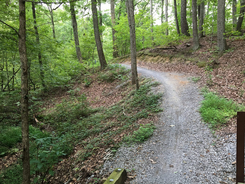 Central Hardwoods Scenic Trail