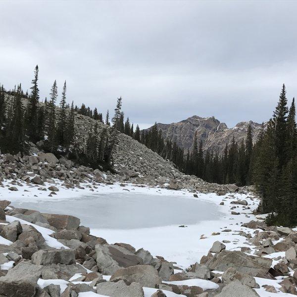 Twin peaks- maybird gulch