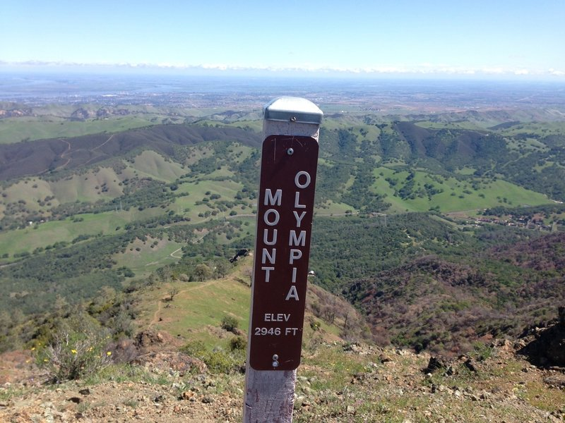 Mount Olympia