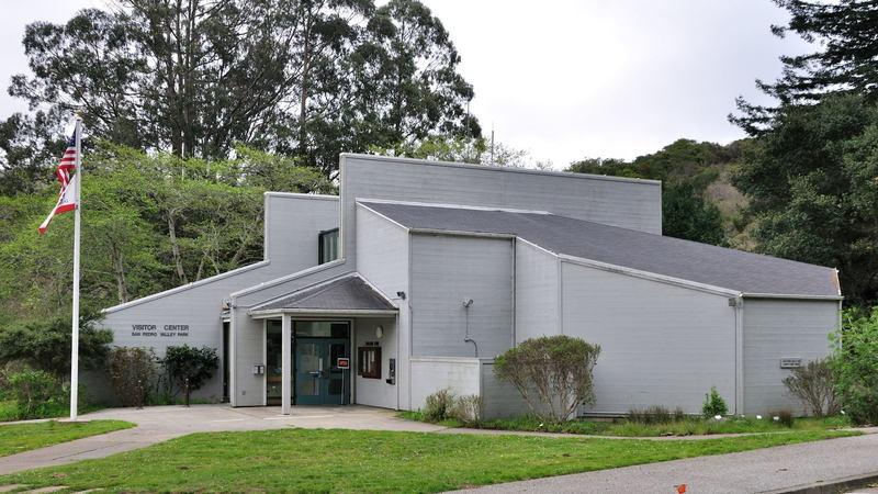 San Pedro Valley Park Visitor Center