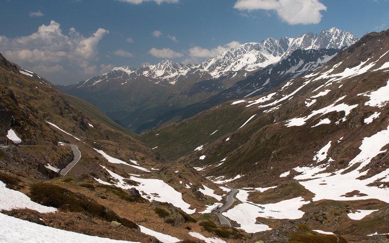 Switzerland - Col du Grand-Saint-Bernard