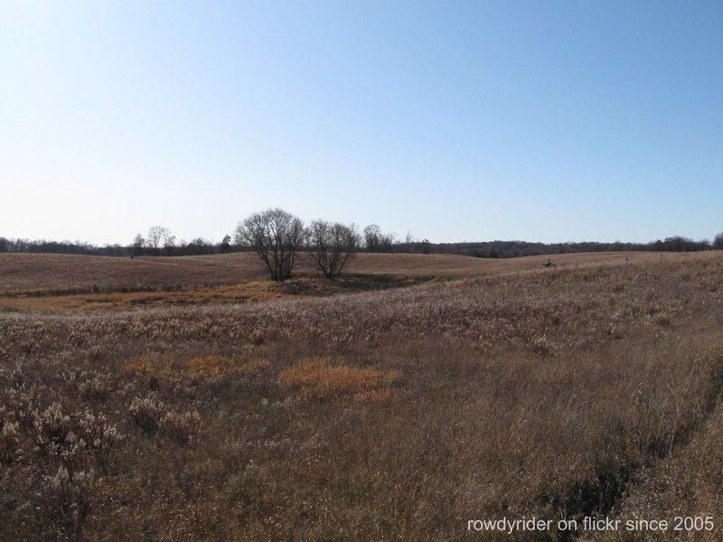 Prairie at Crow Hassan