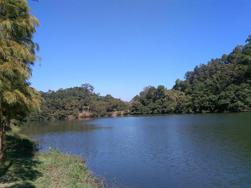 Lau Shui Heung Reservoir