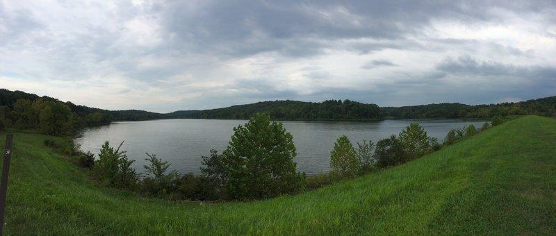 Tipsaw Dam