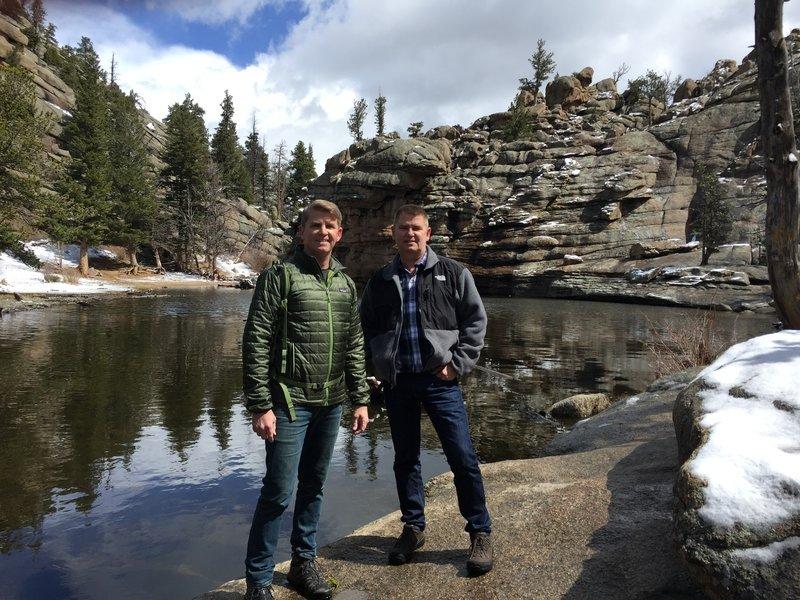 Estes Park / Rocky Mountain National Park