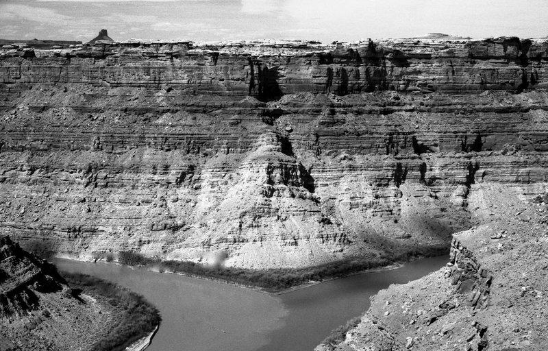 Green and Colorado River Confluence