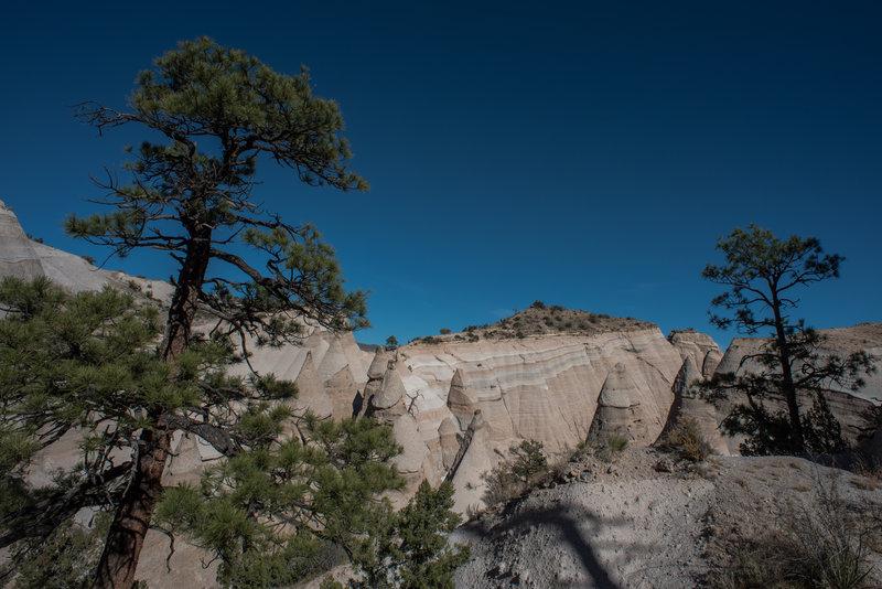 Slot Canyon Trail - Tent Rocks