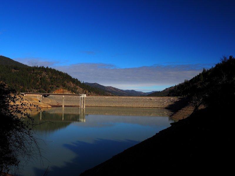 Applegate Dam