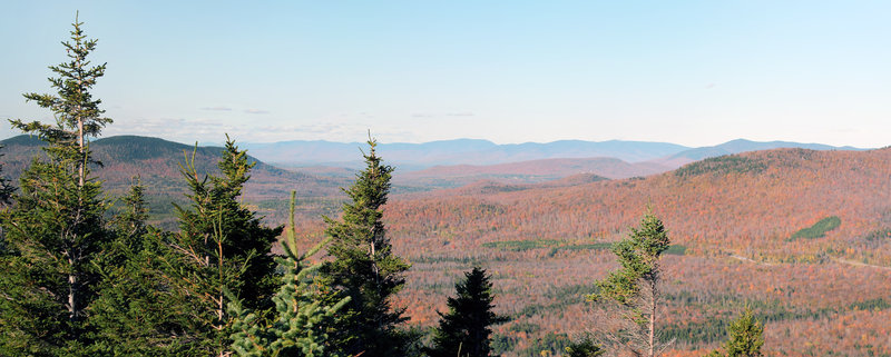 View from Bald Mountain, Franconia (494054)