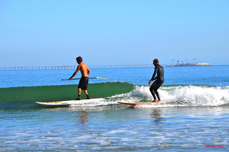 Sunday Surfing
