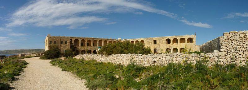 Island Comino Malta
