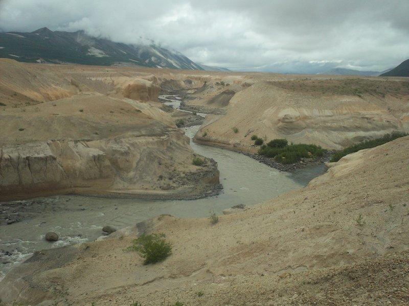 Knife Creek and Windy Creek confluence