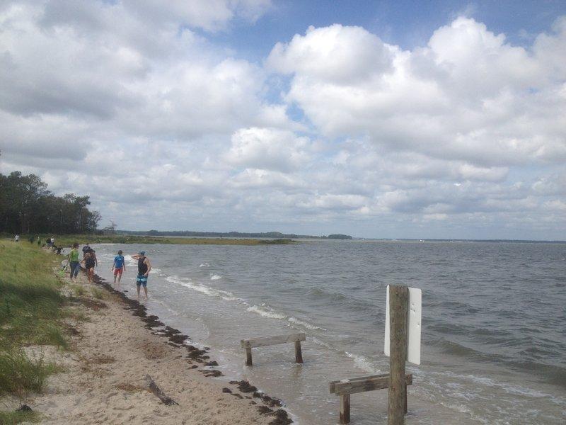 Pasture Point Beach