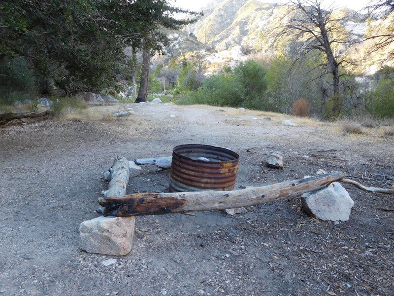 Devil's Canyon Trail Camp