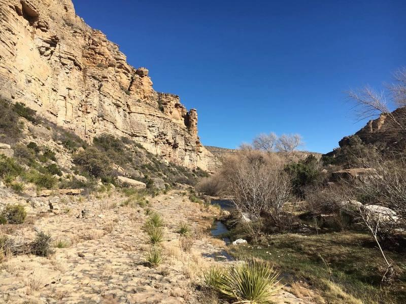 White Oak's Canyon