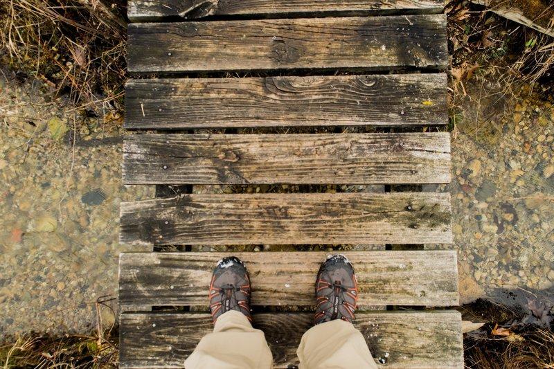 Foot bridge
