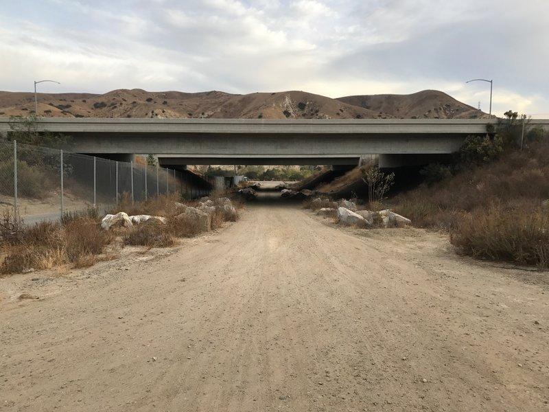 Coal Canyon Wildlife corridor
