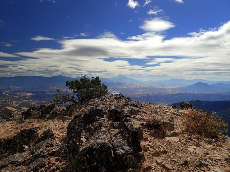 Mount Shasta from Boccard Point