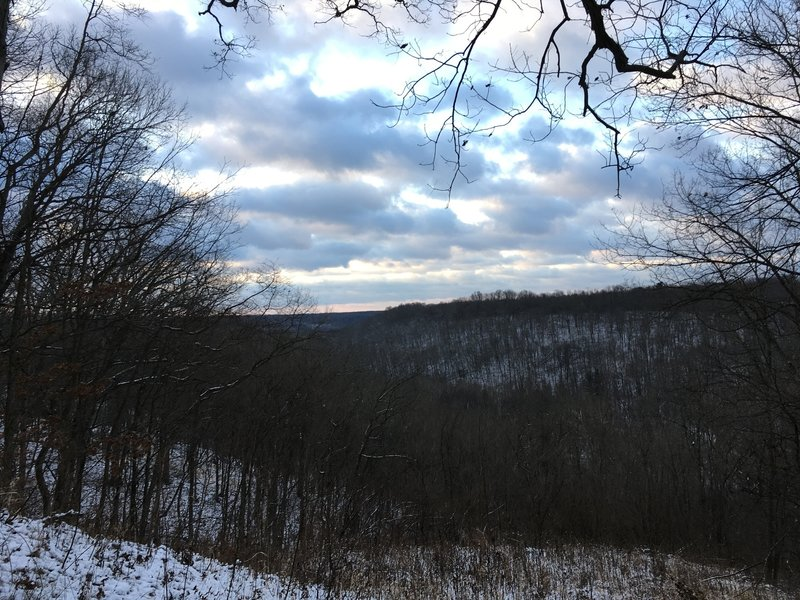 South Overlook of Little Miami Valley