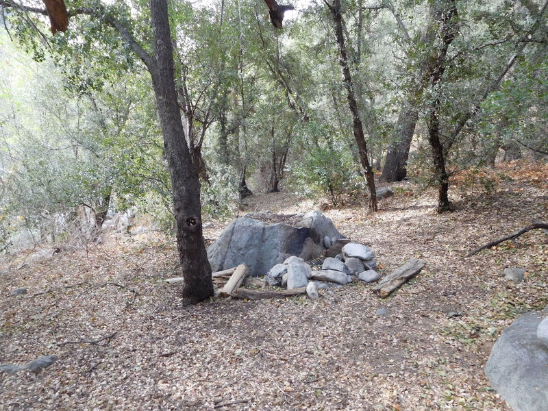 Upper Bear Creek Camp