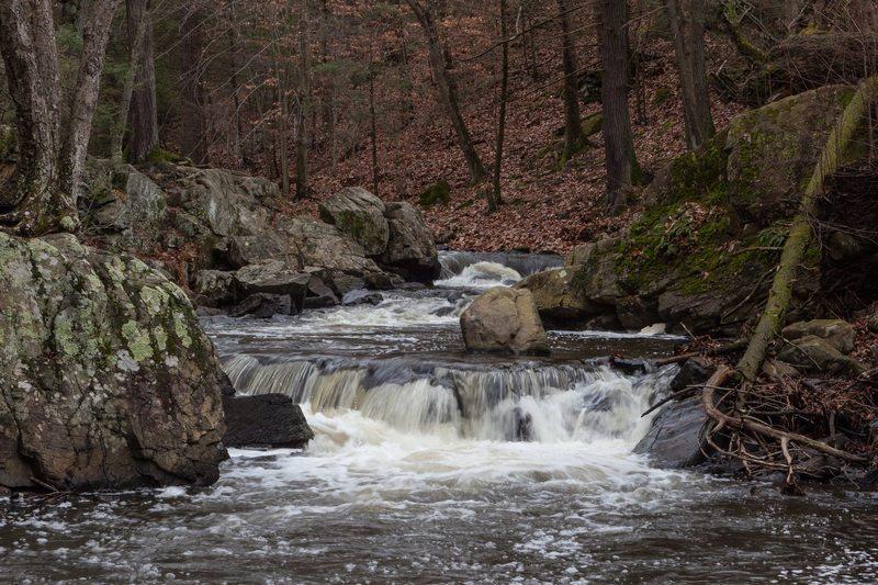 Waterfalls on Black River