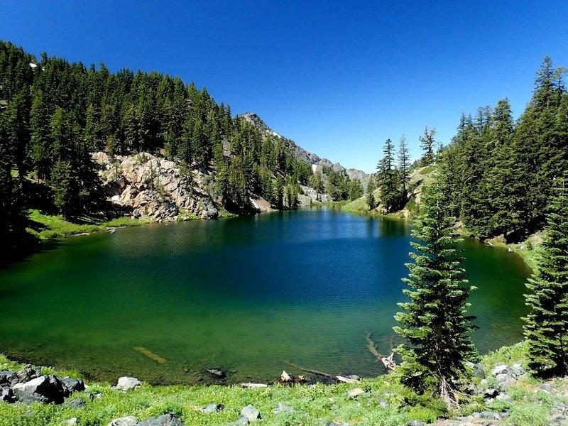 Upper Wright Lake