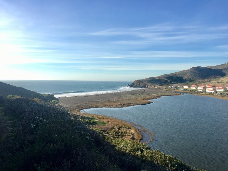 Rodeo Lagoon Loop Trail
