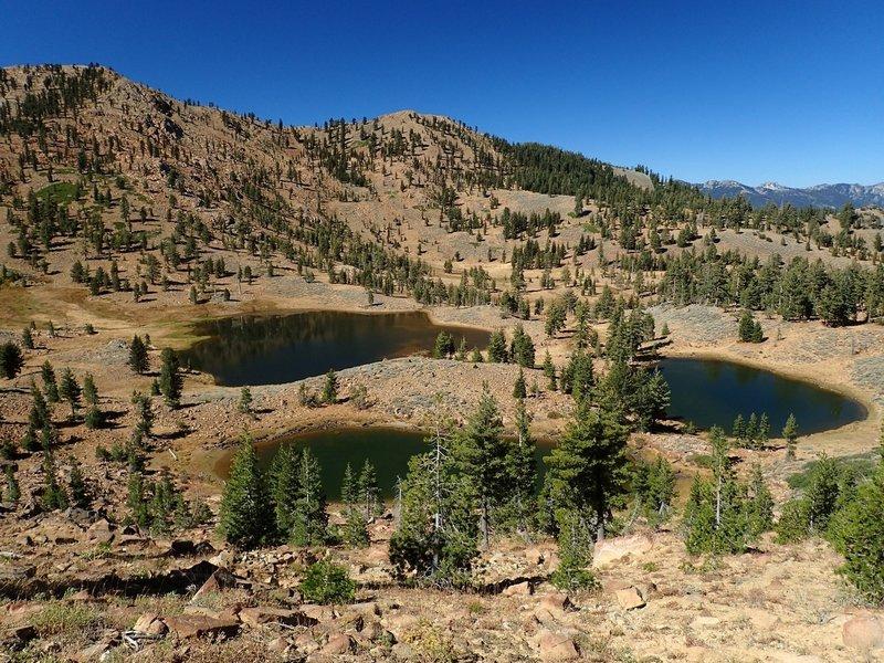 Upper Boulder Lakes