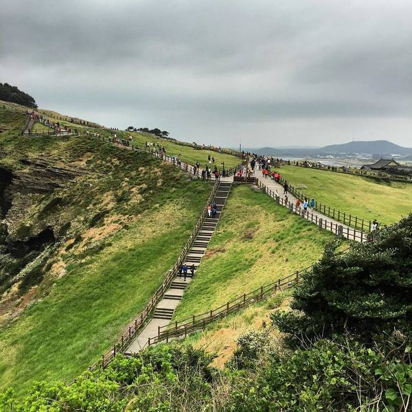 Jeju, South Korea.