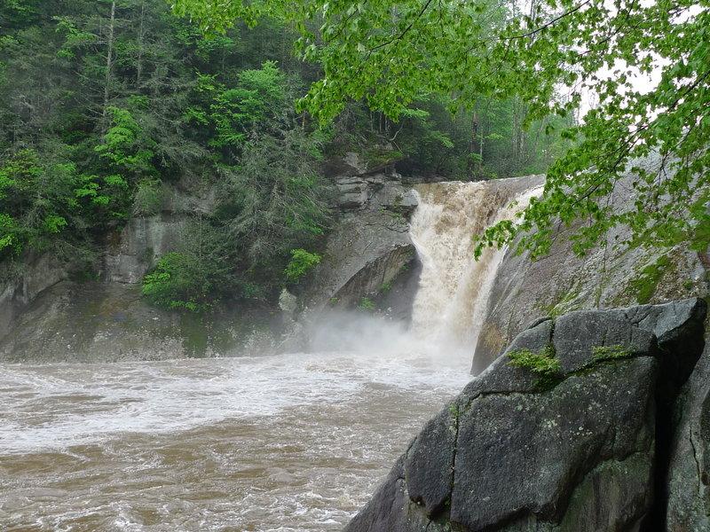 Elk River Falls.
