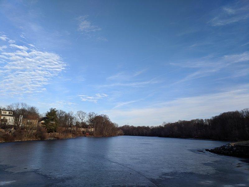 Elkhorn Lake.