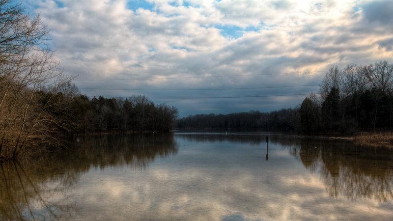 Bledsoe Creek State Park.