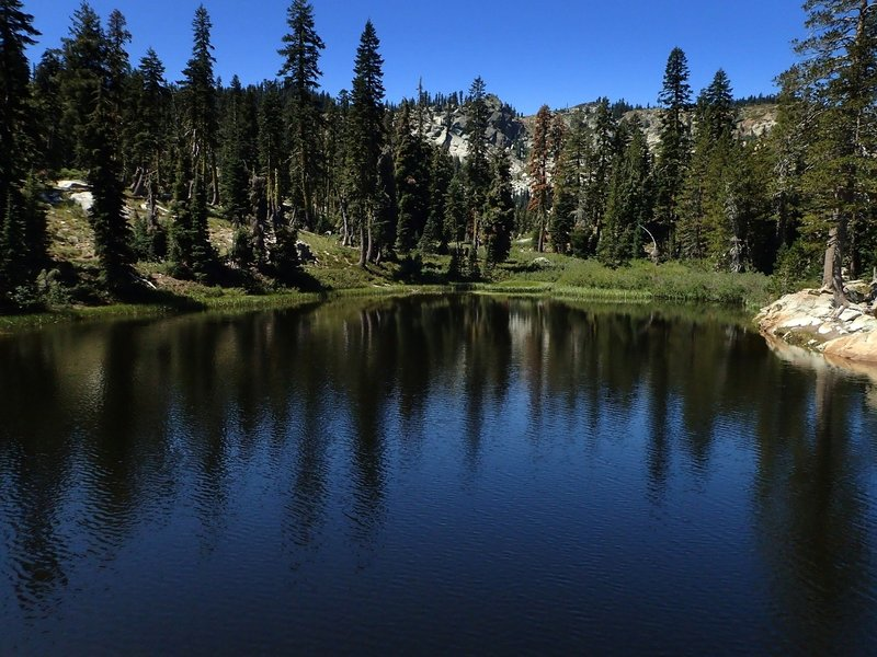 Helgramite Lake