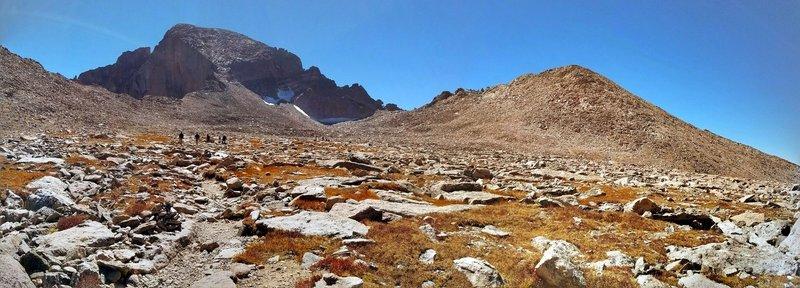 Longs Peak Keyhole Route