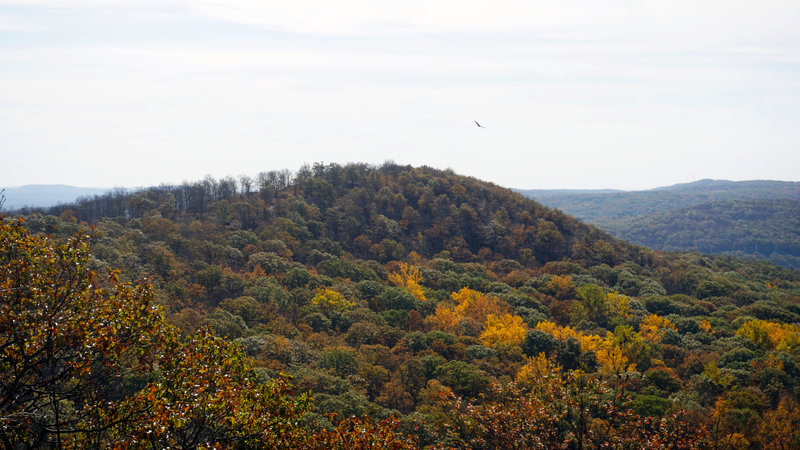 View of Ramapo Torne from Torne View.